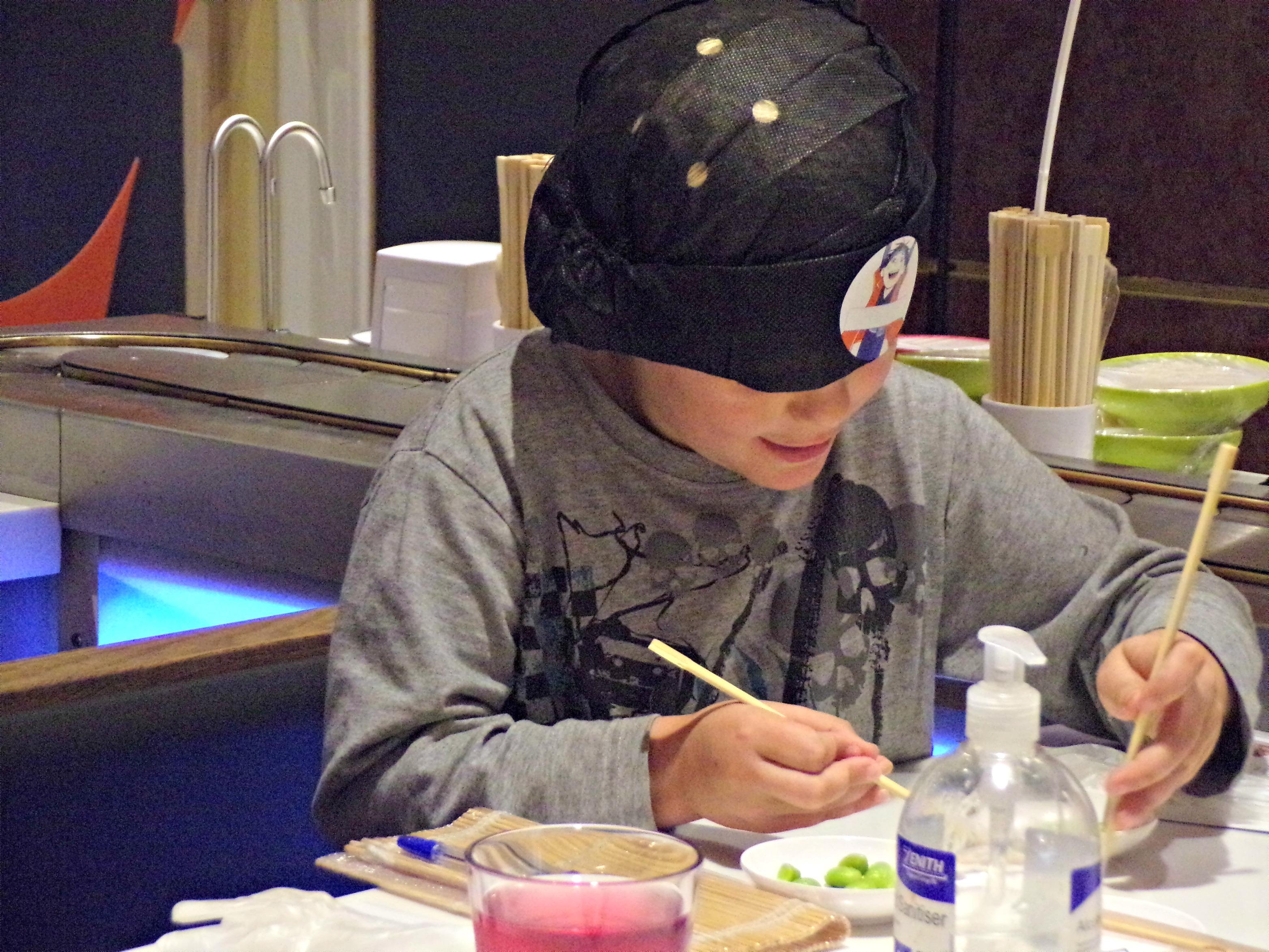 Mini Ninja Sushi School