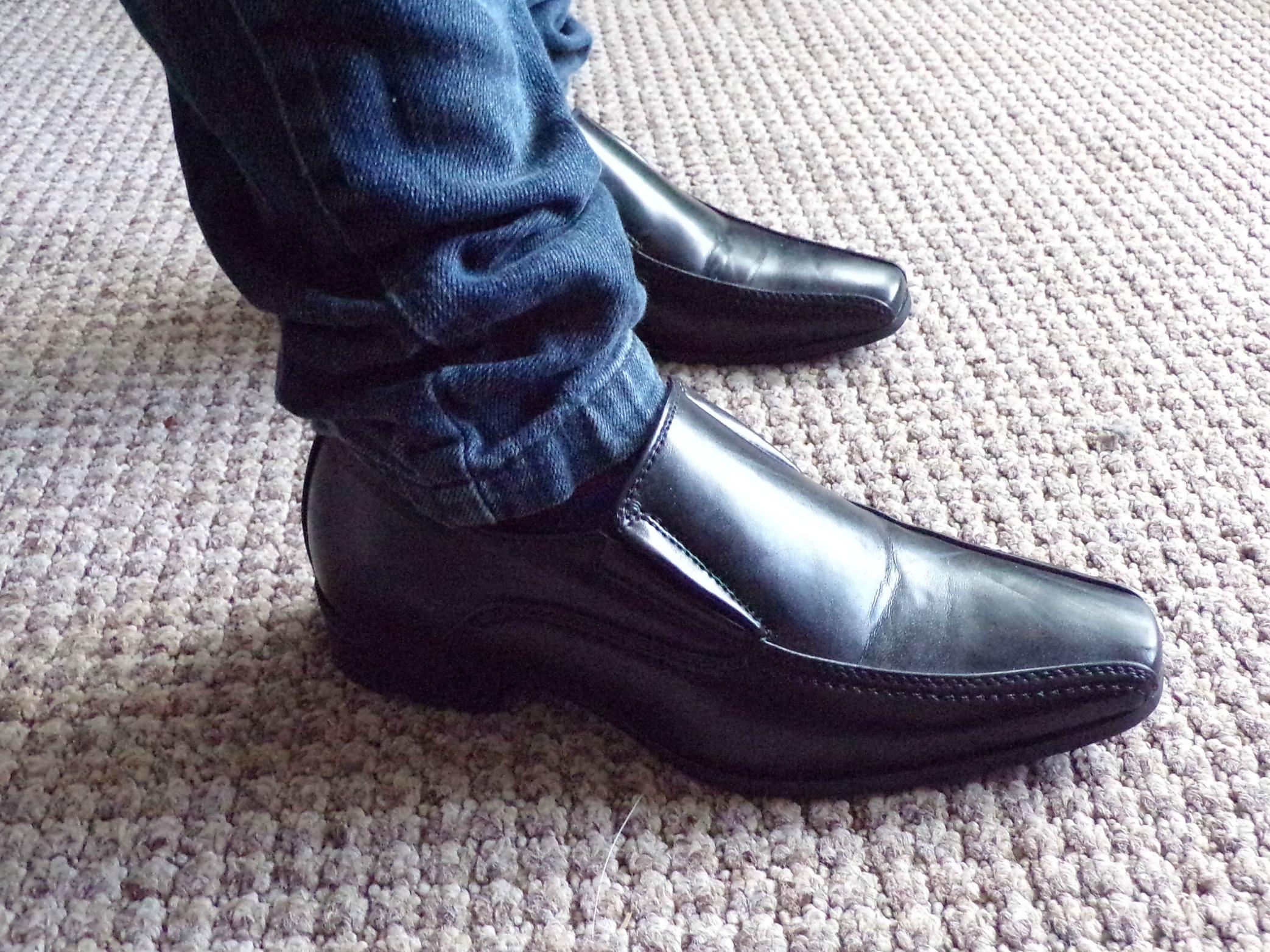 Dobell Formal Shoes