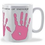 A mug with your name on – why it's a smart move.