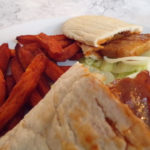Pork Pitta Pockets | The BritMums #HealthyRedMeat Challenge