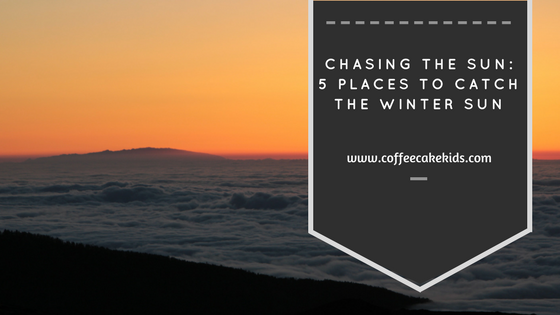 Chasing the Sun: 5 Places to Catch the Winter Sun
