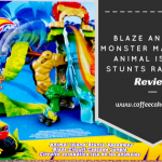 Blaze & the Monster Machines Animal Island Stunt Raceway | Review