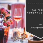Meal Planning Monday 30/10/2017