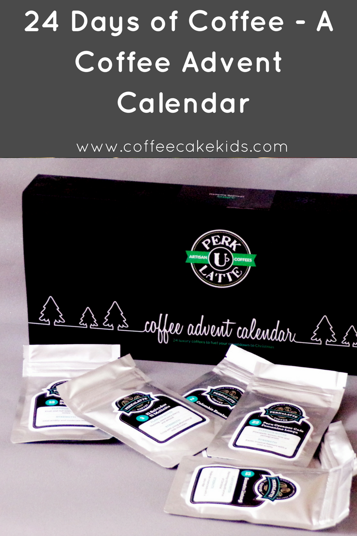 24 days of coffee - a coffee advent calendar