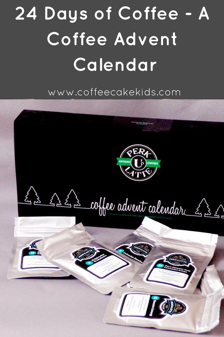 24 days of coffee - a coffee advent calendar