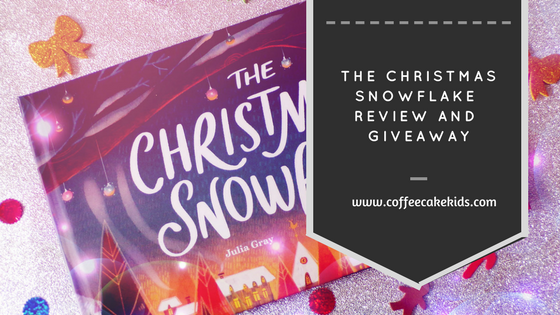 The Christmas Snowflae Review and Giveaway