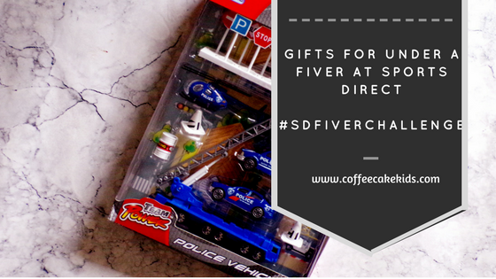 Is it possible to buy gifts from Sports Direct for a fiver or less? Check out this post to see how we got on.