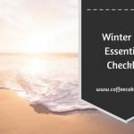 Winter Sun Essentials Checklist