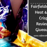Fairfields Farm Heat & Eat Crisps | Review & Giveaway