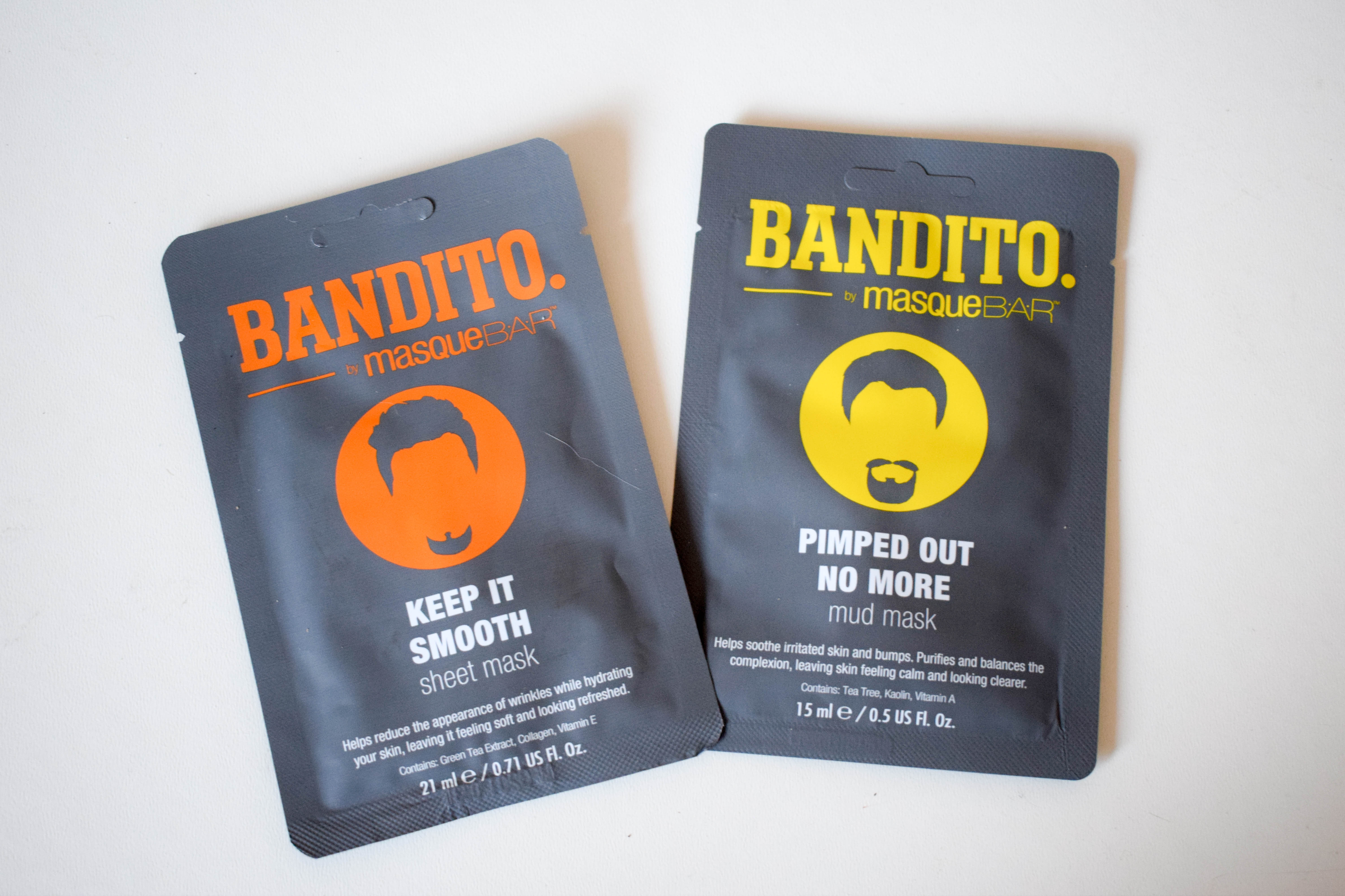 Bandito Face Masks