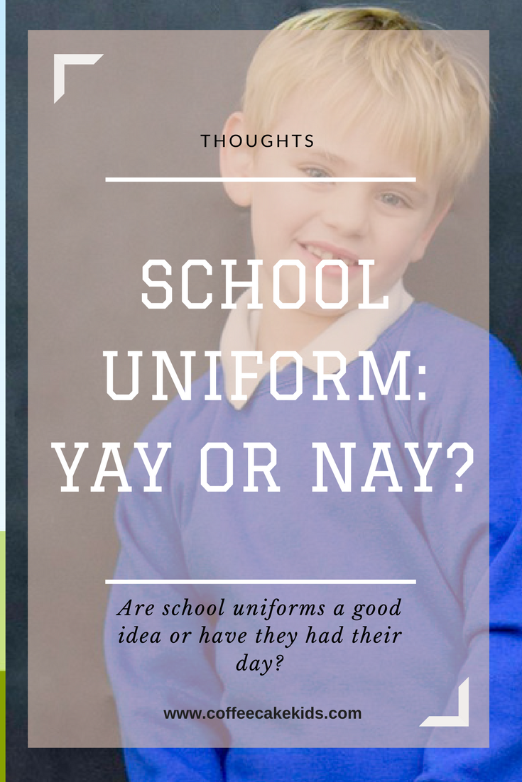 School Uniform: Yay or Nay?