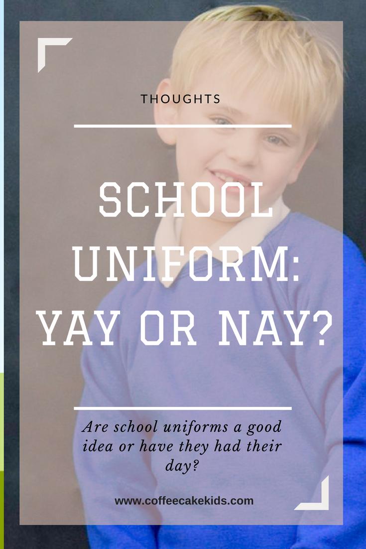 School Uniform: Yay or Nay?