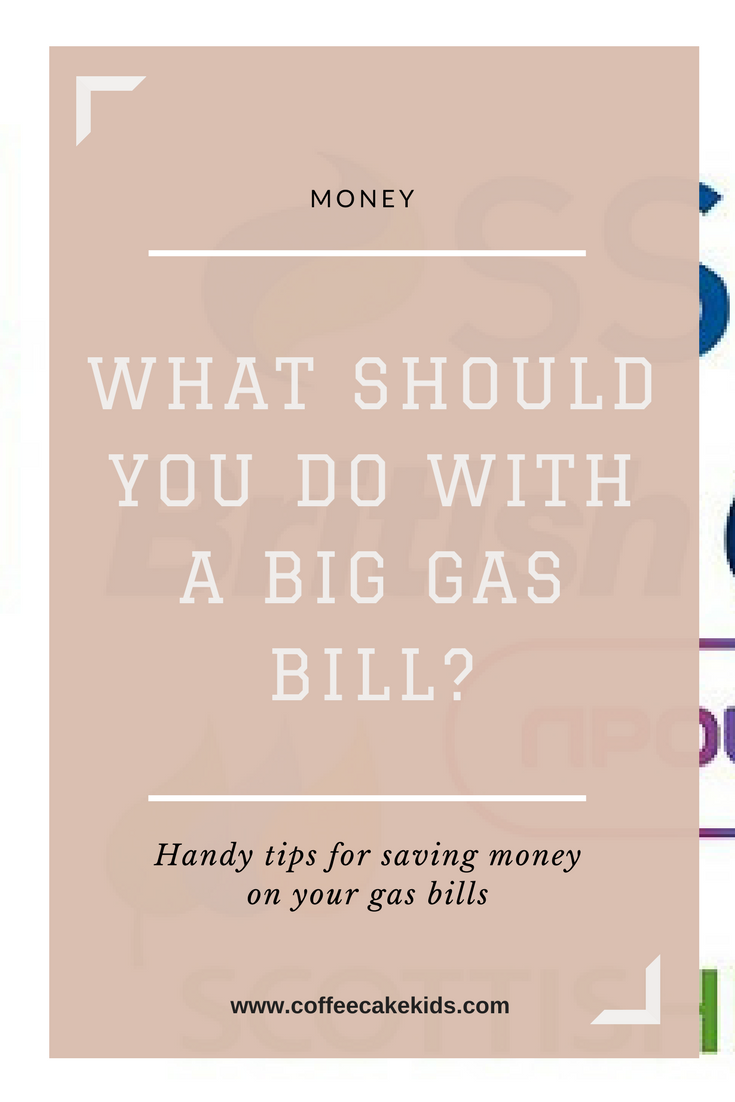 What should you do with a big gas bill? Helpful hints and tricks to reduce your bills