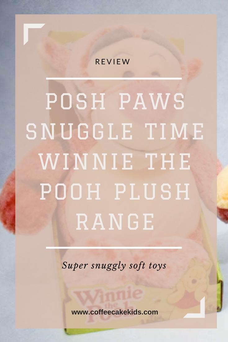 Plush Winnie the Pooh soft toys