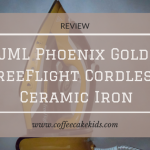 JML Phoenix Gold FreeFlight Cordless Ceramic Iron | Review