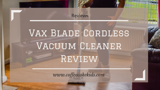 Vax Blade Cordless Vacuum Cleaner Review