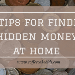10 Tips for Finding Hidden Money at Home