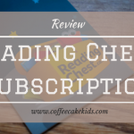 Reading Chest Book Subscription | Review