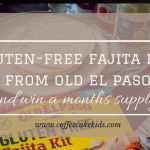 A Family Food Night with Old El Paso Gluten-Free Fajita Kits (And Win A Month's Supply!)