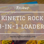 Kinetic Rocks 3 in 1 Loader Set | Review