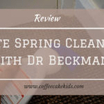 Late Spring Cleaning With Dr Beckmann