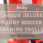 Casdon Deluxe Henry Hoover Cleaning Trolley | Review