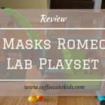 PJ Masks Romeo's Lab Playset | Review