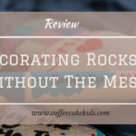 Decorating Rocks – Without The Mess