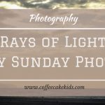 Rays of Light | My Sunday Photo