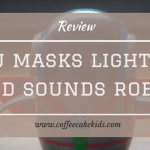 PJ Masks Lights and Sounds Robot | Review