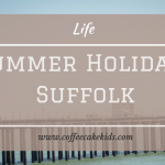 A Summer Holiday in Suffolk