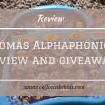 Thomas Alphaphonics | Review and Giveaway