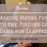 Making Maths Fun with the Finding Dory Game for LeapPad