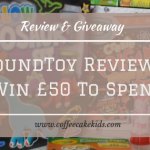 PoundToy Toys for £1 | Review & Giveaway