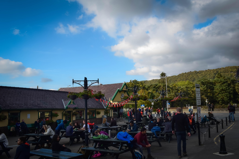 Base of Snowdon Mountain Railway