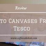 Photo Canvases from Tesco | Review