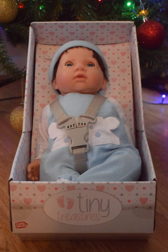 Tiny Treasures Doll from Chad Valley