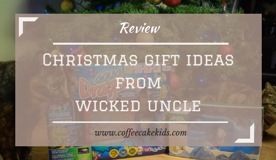 Wicked Uncle title