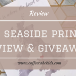 My Seaside Prints | Review & Giveaway