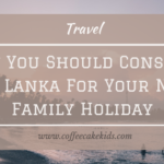 Why You Should Consider Sri Lanka For Your Next Holiday
