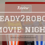 Ready2Robot Movie Night