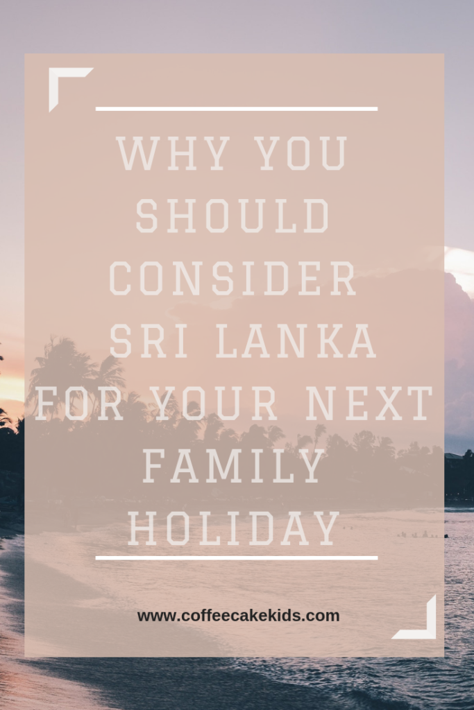 Why You Should Consider Sri Lanka For Your Next Family Holiday