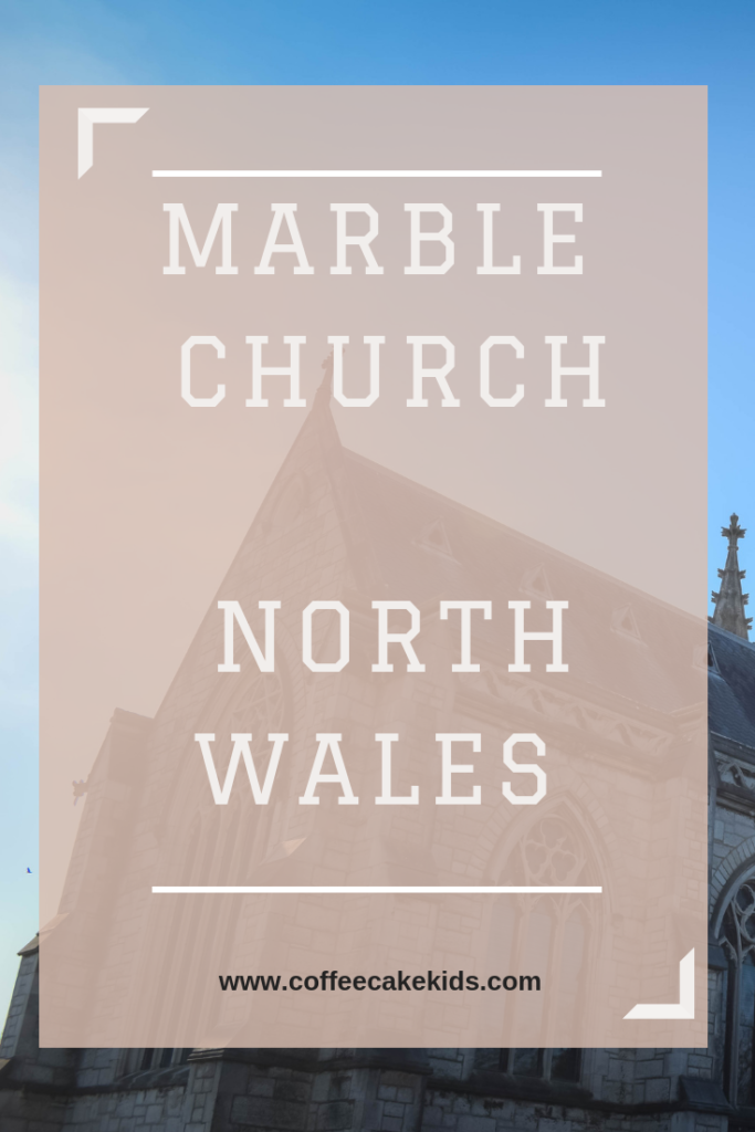 Marble Church. North Wales