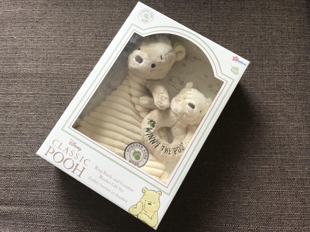 Classic Pooh gift set