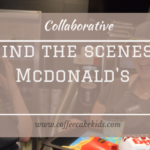 Behind The Scenes at McDonald's