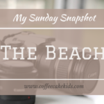 The Beach |My Sunday Snapshot