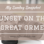 Sunset on the Great Orme | My Sunday Snapshot
