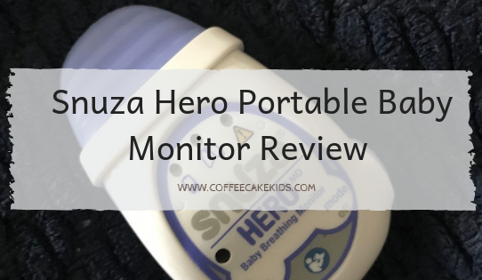 Snuza Hero portable baby monitor