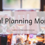 Meal Planning Monday 11/11/19