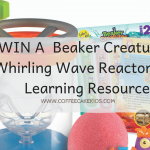 WIN A Beaker Creatures® Whirling Wave Reactor from Learning Resources